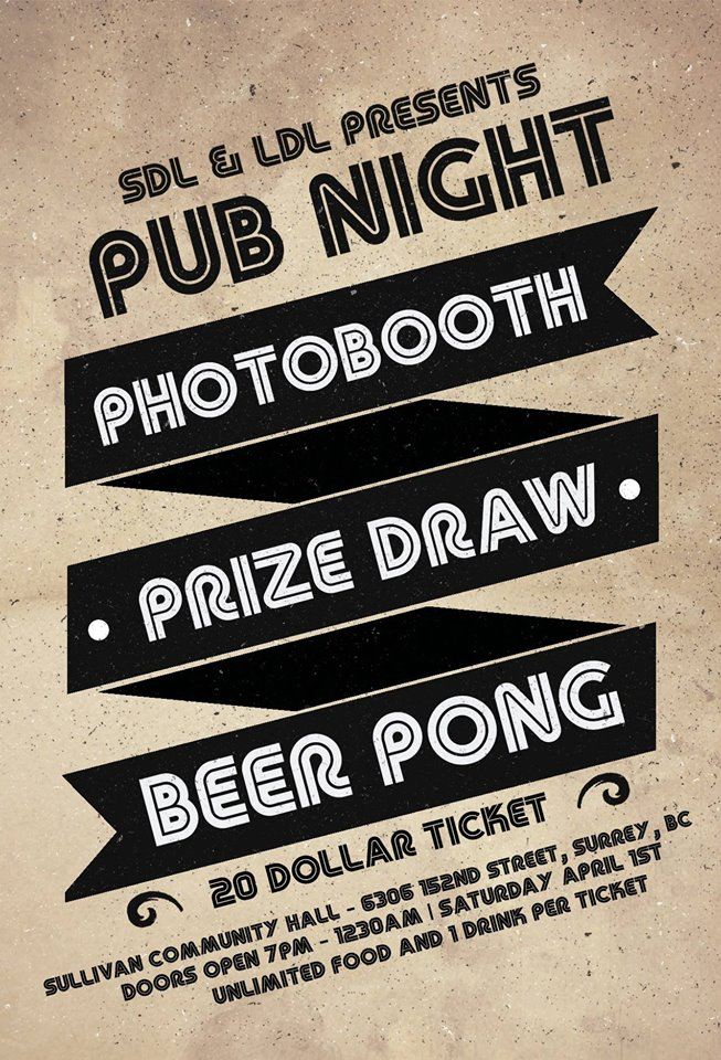 Pub Night